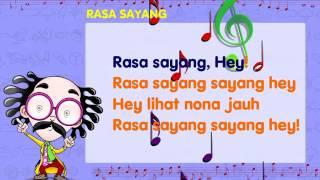 Lagu Kanak-Kanak Rasa Sayang.mp3