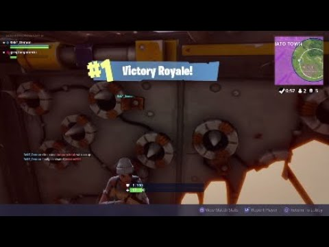 YOU WONT BELIEVE THIS!!! My 50th duo win! [Fortnite battle Royale]
