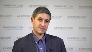 What can be learnt about using interferon in patients with myelofibrosis?