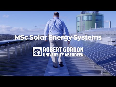 MSc Solar Energy Systems