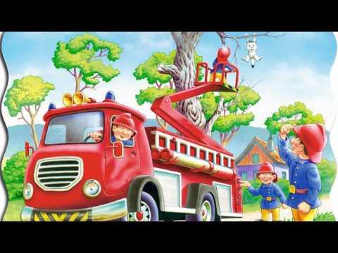 Раскраска пожарный Детские раскраски, распечатать, скачать