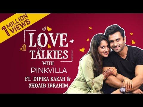 Dipika Kakar and Shoaib Ibrahim's true love instills faith in marriage| Love Talkies| Shoaib Ibrahim