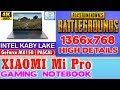 Xiaomi Notebook Pro Playerunknown's Battlegrounds - Intel Core i7-8550U/16GB RAM/GeForce MX150 2GB