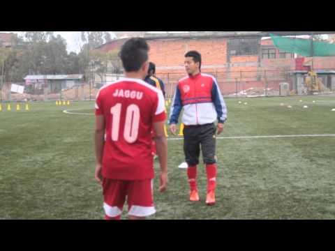 Gorkhali Vs Blue Tigers: Nepal National Team Camp - Day 10. GoalNepal
