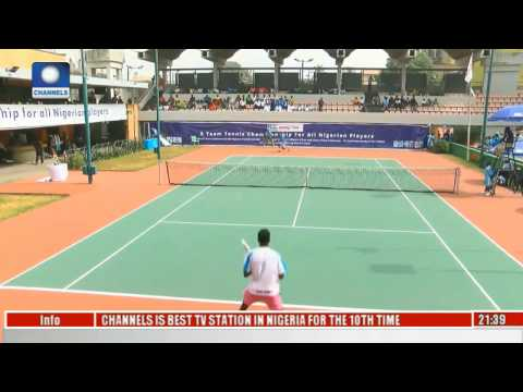 Sports Tonight: Analyst Discuss Tennis In Nigeria