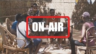 The Very Best with Mafilika - 'Hear Me' - Live in Kumbali Village, Malawi