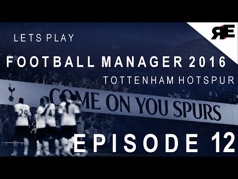 Football Manager 2016 - Tottenham // WE WON THE TREBLE!!P 12 (FA CUP/EUROPA CUP LIVE COM)
