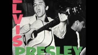 Watch Elvis Presley Ill Never Let You Go little Darlin video