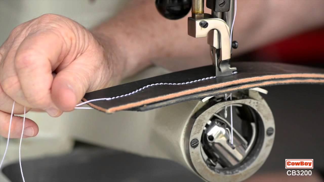 Macchina da cucire per la pelle a basso costo youtube for Victoria macchina da cucire
