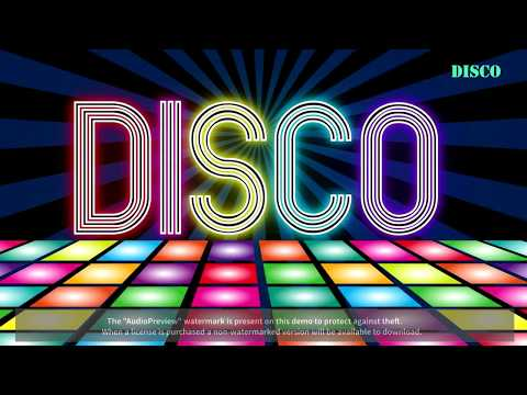 Disco - Background Music Royalty Free