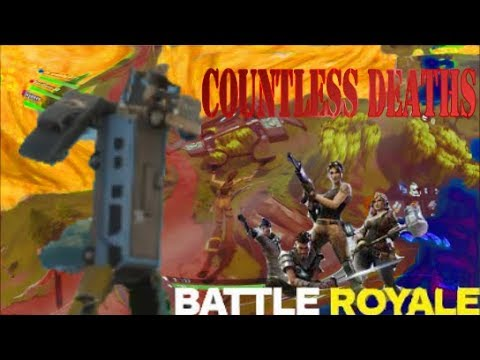 Fornite Battle Royal - countless deaths * next gen*