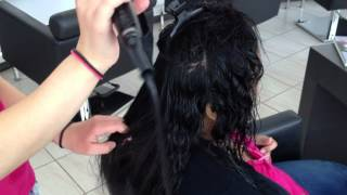 BTX Keratin Cure with Greek subtitles.mpg