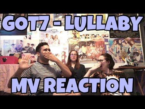 GOT7 - Lullaby MV Reaction [SCREAMS IN AGHASE!]