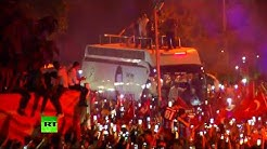 Thousands celebrate Imamoglu's victory as mayor of Istanbul in rerun election