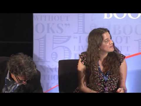 Role of Time in a Writer's Life & Work: 2015 National Book Festival
