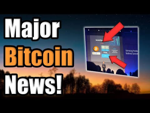 Big Things Are Happening With Bitcoin 🚀 | Russia, Germany, & Korea SPEAK! Samsung Announcement!