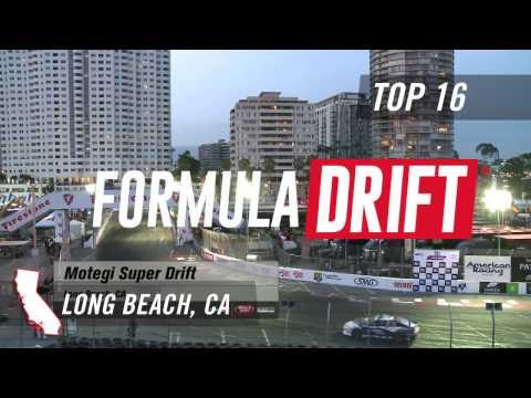 Superdrift Long Beach: Top 16 to Finals Friday 4/7