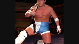Samoa Joe ROH Theme Song - The Champ Is Here