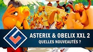 ASTERIX & OBELIX XXL 2 : Quelles nouveautés ? | GAMEPLAY FR