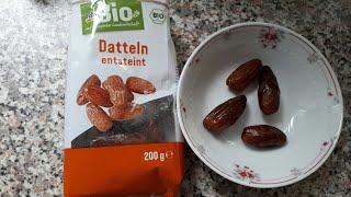 Финики для похудения!? Диета!? Datteln abnehmen, Diät!?
