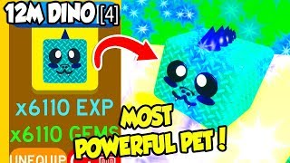 Making The MOST POWERFUL PET In SLAYING SIMULATOR!! *HUGE MULTIPLIER* (Roblox) thumbnail