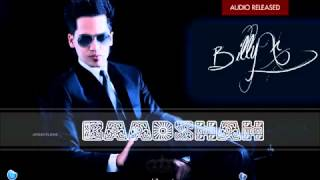 Billy X   Baadshah   Official Audio Release   YouTube