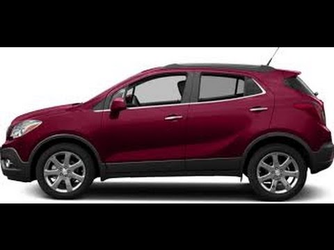 Thumbnail: 2015 Buick Encore Review by Average Guy Car Reviews