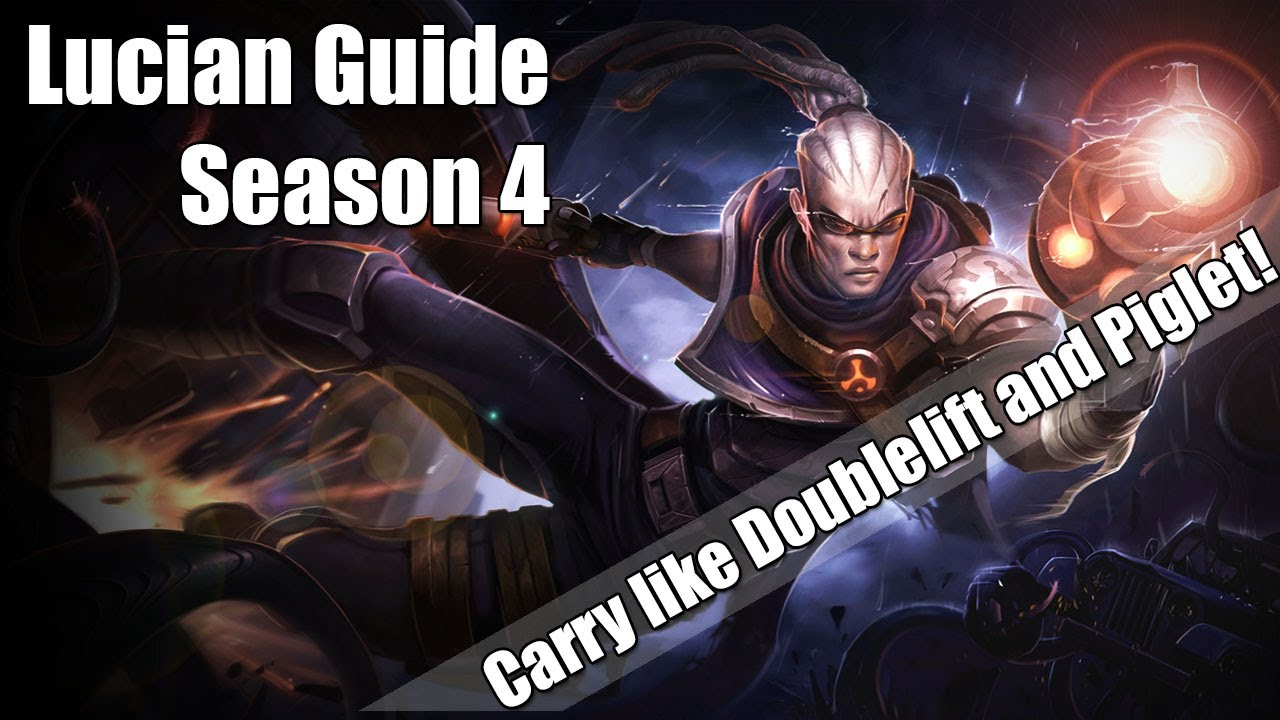 Lucian Guide for Beginners: How to Play Lucian - League of