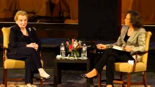 Madeleine Albright: On Working with Russia