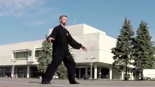 Международная Академия цигун и тайчи. Первые шаги.