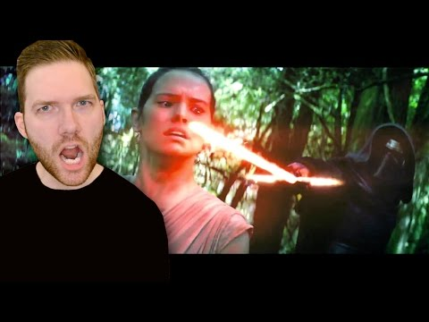 Star Wars: The Force Awakens International Trailer Review