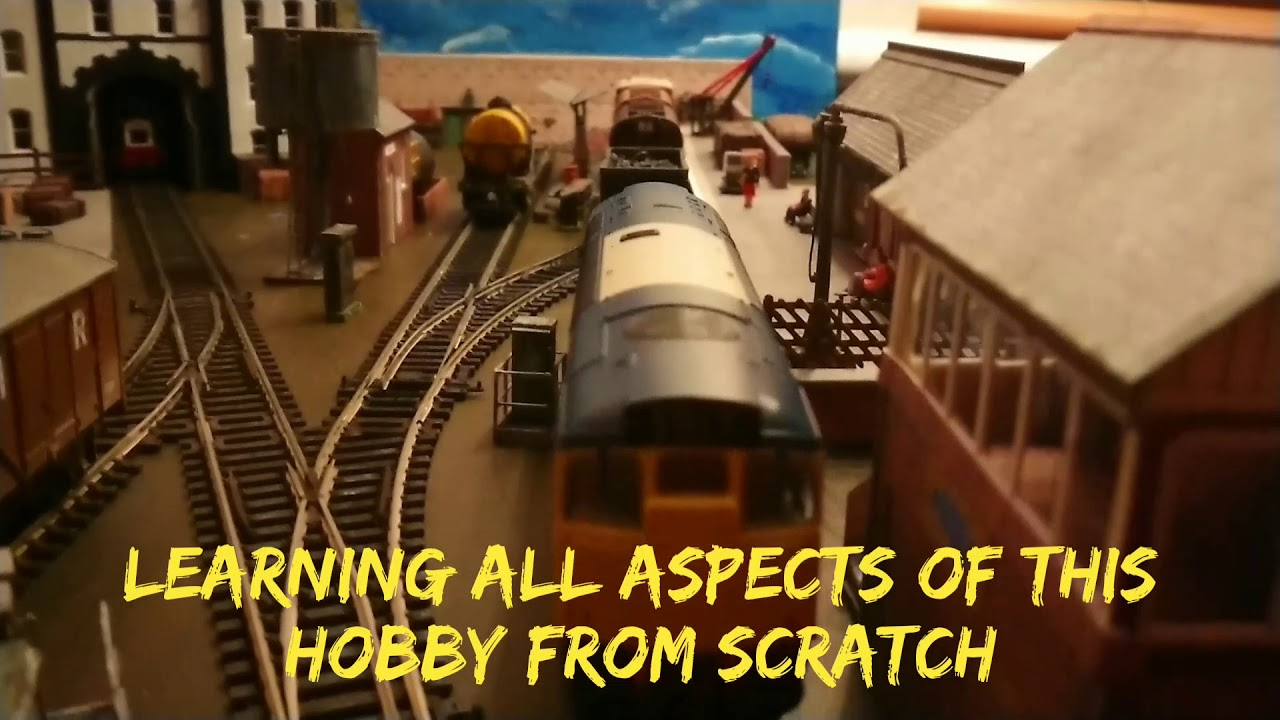 Introduction to The model railway of Brian Elder