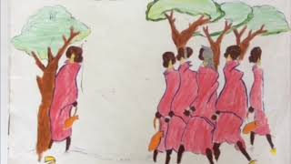 The Maasai and The Wild Animals