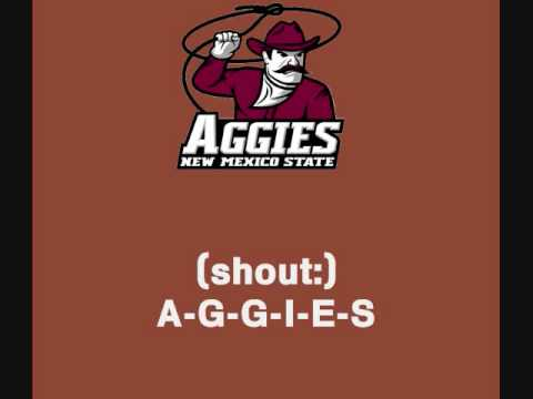 New Mexico State fight song