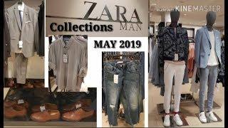 ZARA MAN'S TRENDS  FASHION | May 2019