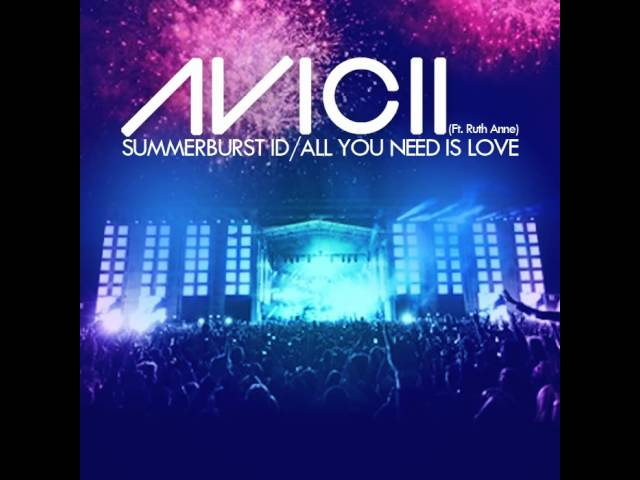 Avicii - Tim (Summerburst ID) w/ Ruth Anne - All Y