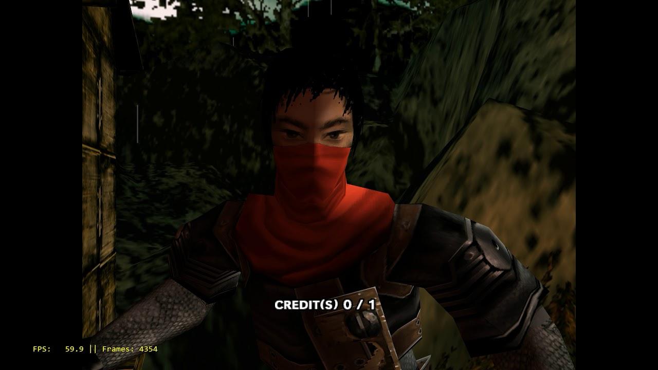 Reicast Libretro – Naomi Namco game Ninja Assault now running! – PHP