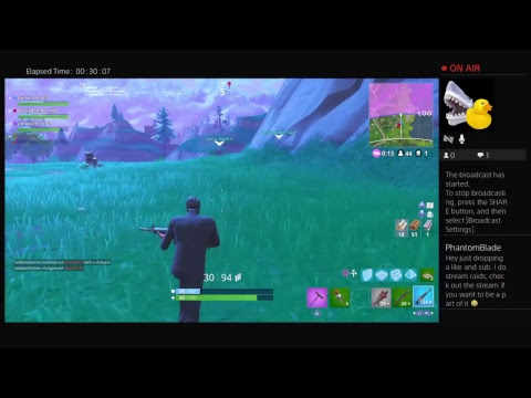 FortNite Wreckin Fools--The Road to Bad-Assery