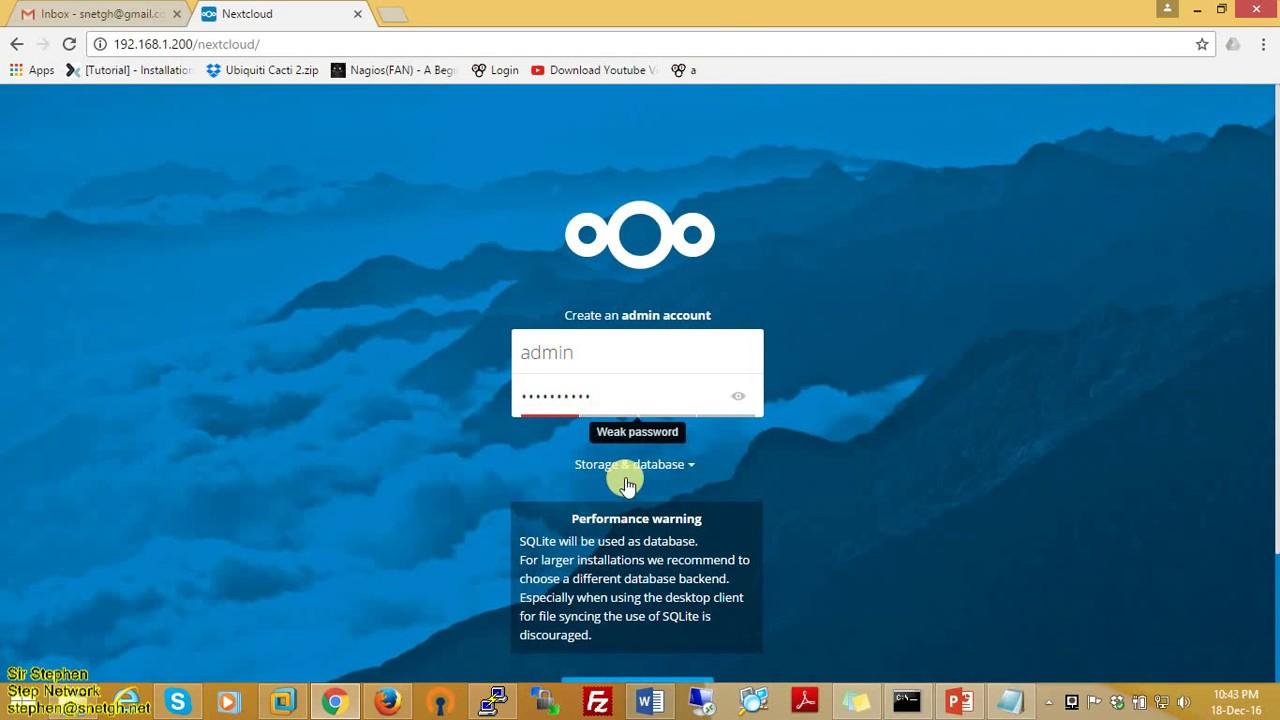 NextCloud: How to install NextCloud on CentOS 6 8 Server-Part 1