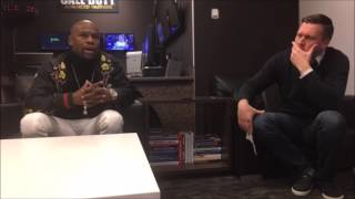 FLOYD MAYWEATHER INSISTS SERGEY KOVALEV BEAT ANDRE WARD; SAYS VIRGIL HUNTER IS NOT A GOOD TRAINER