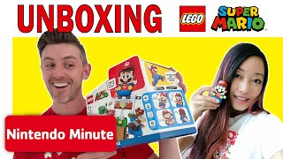 Unboxing ALL LEGO Super Mario sets coming Aug. 1!