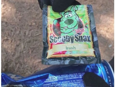 4 Homeless people overdose on synthetic drug