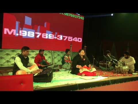 lady sangeet with female singer or giddha group by aman entertainers patiala