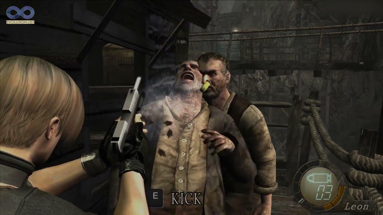 Download Evolution of Resident Evil Games 1995 - 2021