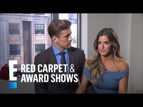 JoJo Fletcher & Jordan Sound Off on Rodgers Family Drama | E! Live from the Red Carpet