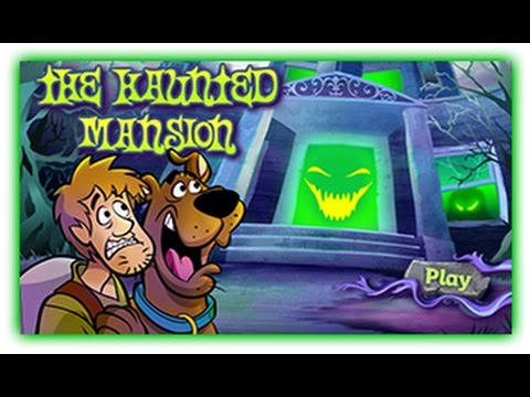 Scooby Doo - The Haunted Mansion - Scooby Doo Games