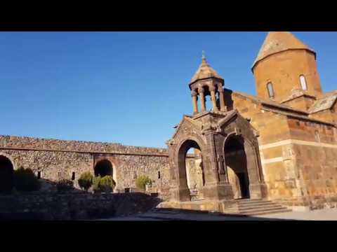 Армения 27.04.2019/Хор Вирап/Древний армянский монастырь