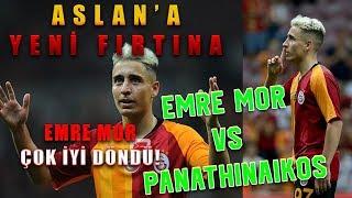 Emre Mor vs Panathinaikos | İLK MAÇ PERFORMANSI - MAÇ SONU 3'LÜ ÇEKTİRDİ