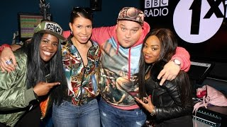 Lady Leshurr & Lady Lykez SICKKKKK Freestyle!