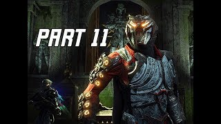 ANTHEM Walkthrough Gameplay Part 11 - (PC Ultra Let's Play)